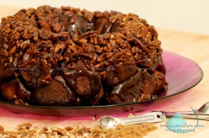 April Sweets Pecan Coffee Cake